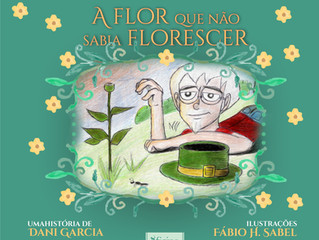Escritora Dani Garcia inicia distribuição nas escolas de seu novo livro infantil