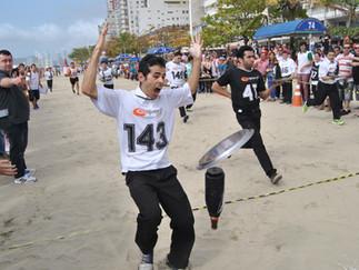 Corrida consagra primeiros vencedores de competição na praia