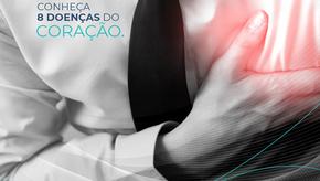 Você conhece as oito principais doenças do coração?