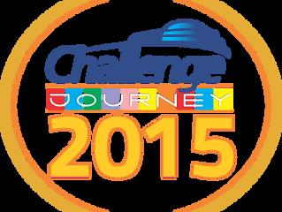 Inscrições para o Challenge Journey 2015 já estão abertas