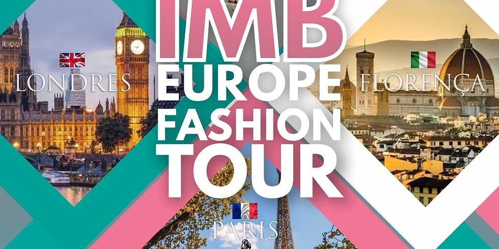 IMB EUROPE FASHION TOUR 2020