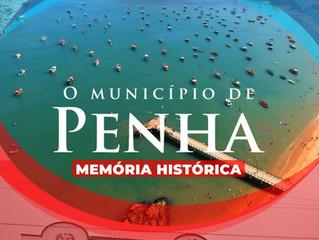 Penha é tema de duas novas obras de Cláudio Bersi de Souza