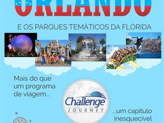 Challenge Journey vai a Orlando em 2016