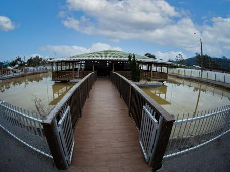 Quiosque da Lagoa