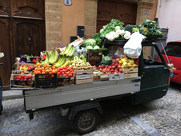 Local Fruit Truck