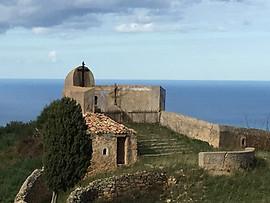 12th Century Church in Tusa