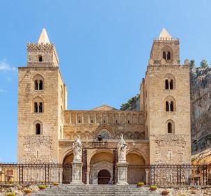 Duomo in Cefalu
