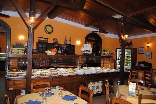 Al Gabbiano Ristorante - Cefalu