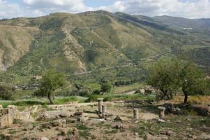 Halaesa Archeological Site