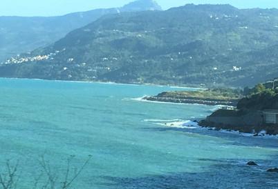 View to Castel Buono