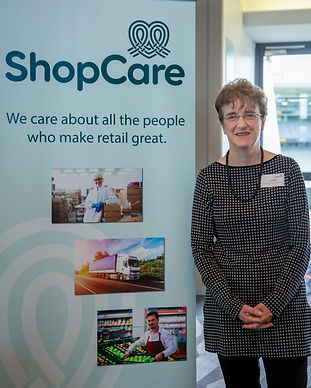 ShopCare, Food and Grocery, Retail and Supply Chain, Health and Safety Leadership, Industry Group