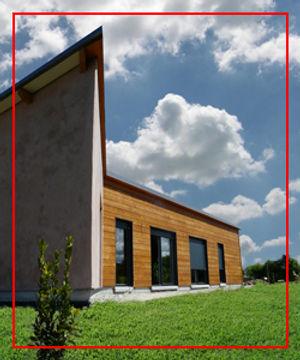 Architecte Lévignac sur save - Villefranche de Rouergue maison bois