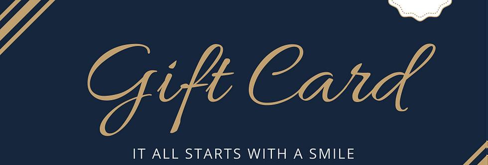 ZSmile Gift Card £30