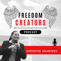 Freedom Creators Podcast Artwork Low Res