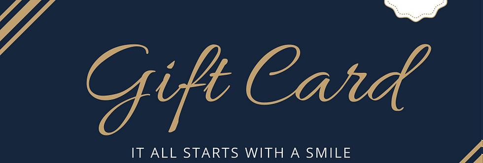 ZSmile Gift Card £50