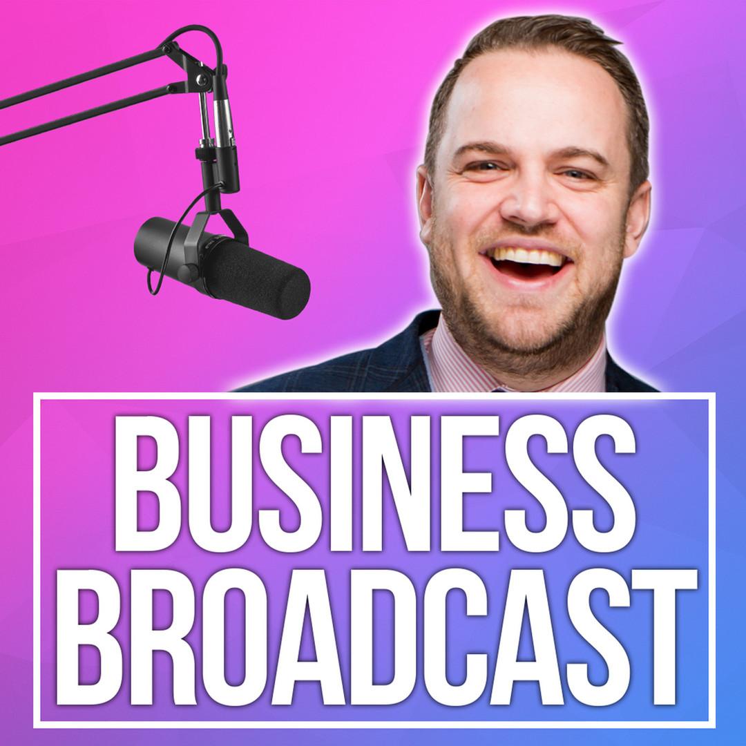 James Sinclair Business Broadcast Podcas