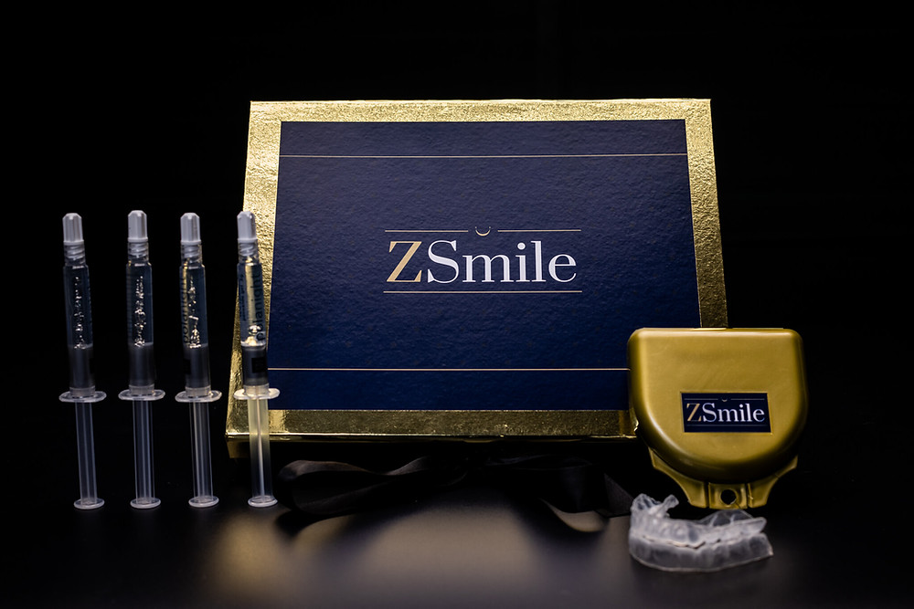 ZSmile SUPREME Teeth Whitening Kit