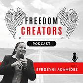 Freedom Creators Podcast Artwork Low Res