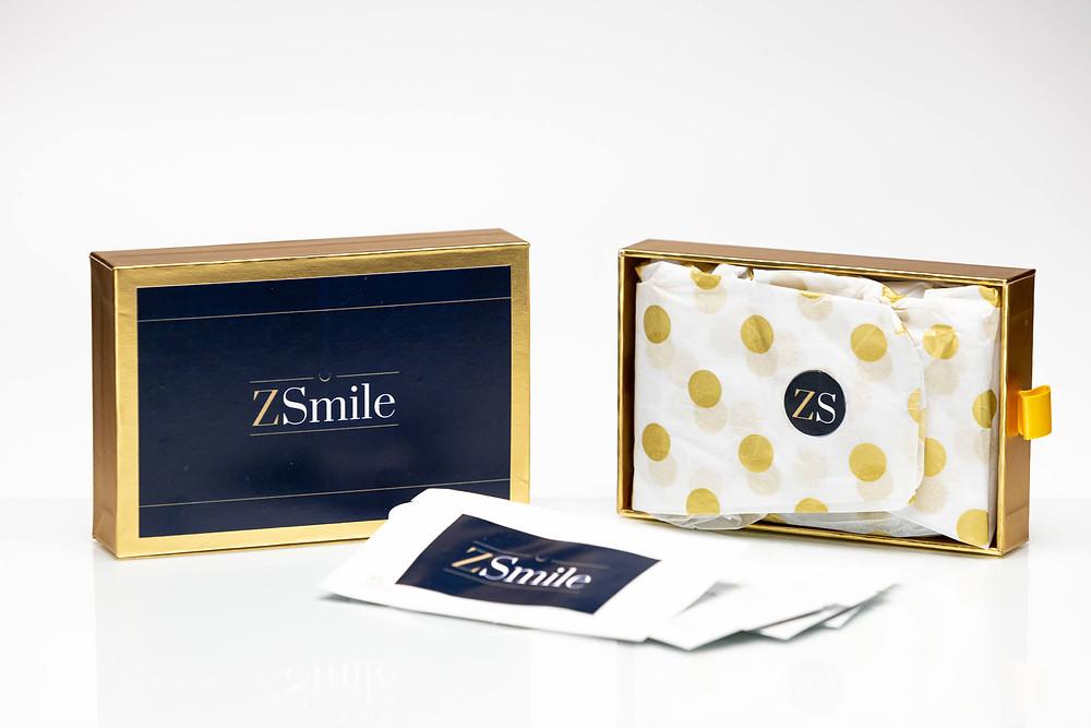 ZSmile GLOW Teeth Whitening Strips