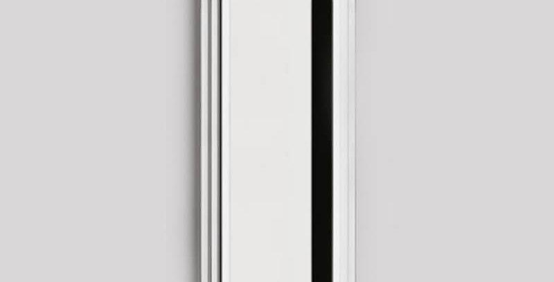 Chrysler Collection - Round Edge Deco Flush Pull
