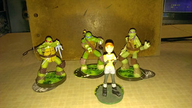 Teenage Ninja turtles