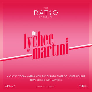 Lychee Martini Label Drink Responsibly.j