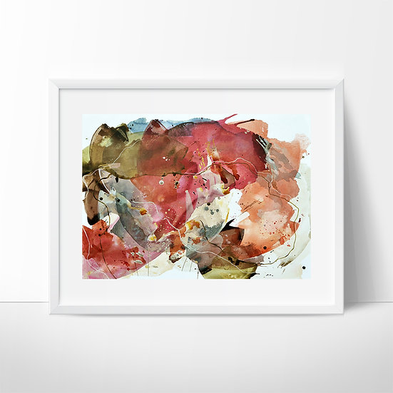 """Giclee PRINT of """"Fade Into You"""""""
