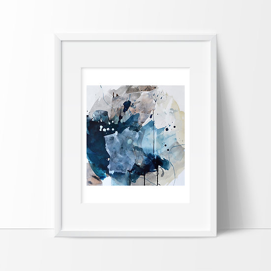 """Giclee PRINT of """"Hold Closer #1"""""""