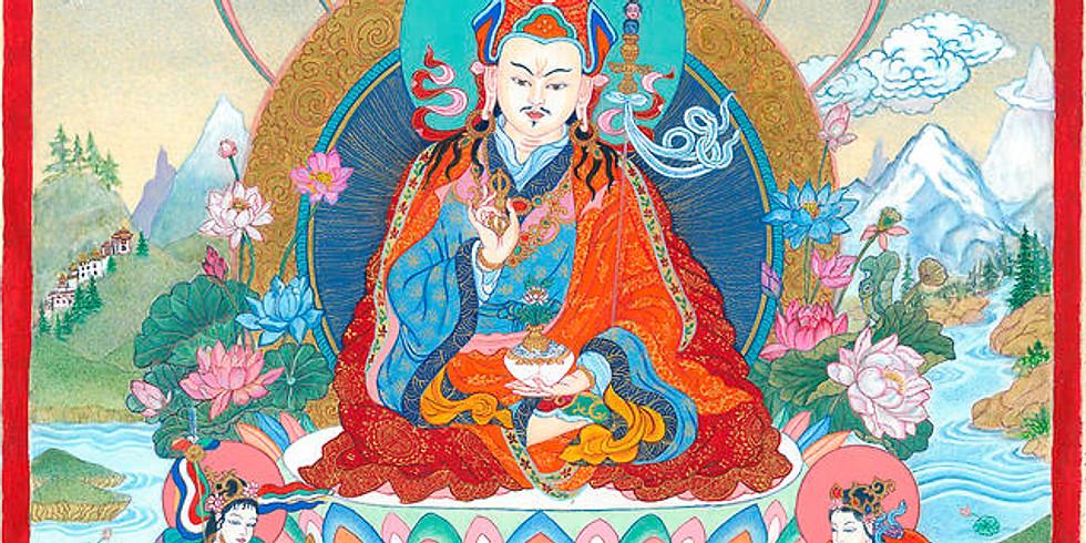 구루린포체(파드마삼바바) 관정식  (Padmasambhava)