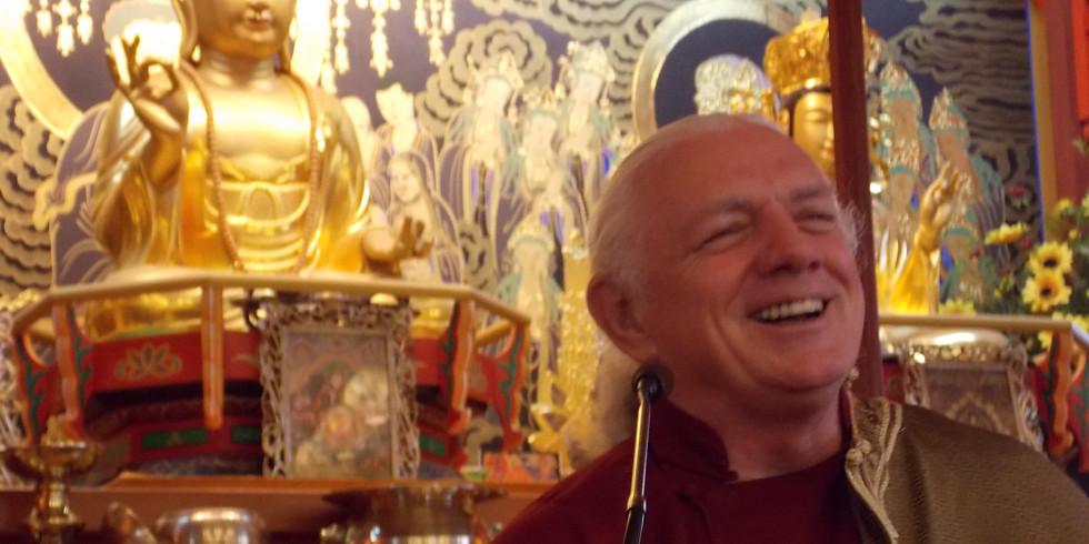 Maitreya Sangha Korea Tara House Lama Glenn 2020 Summer/Fall Teaching Schedule