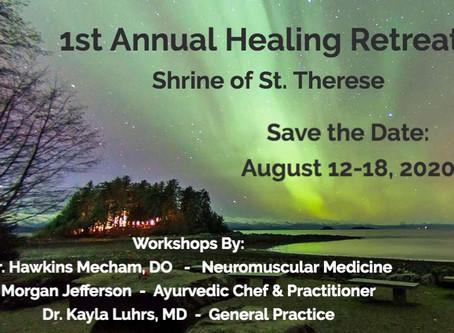 1st Annual Healers Retreat