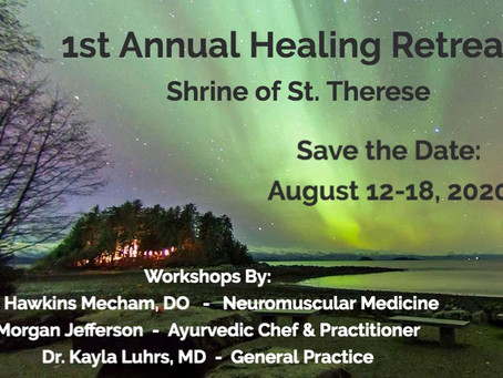 1st Annual Healers Retreat
