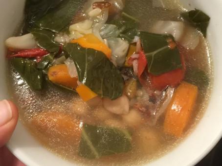 Quick Kombu Soup