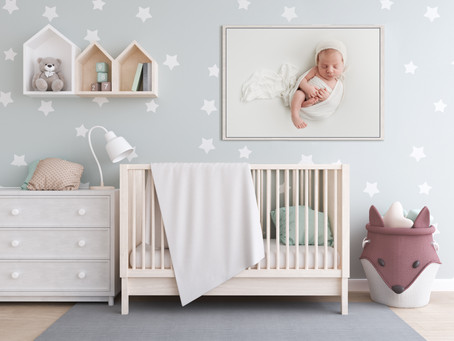 Tips for designing your baby's nursery