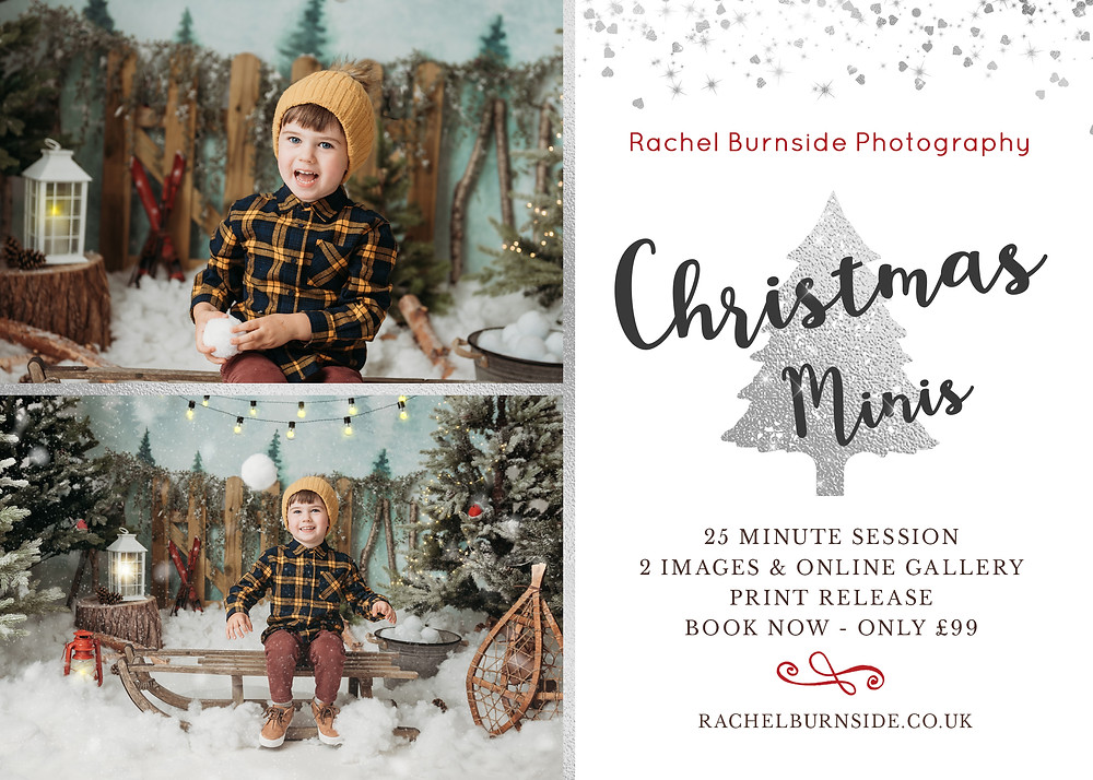 Christmas Mini Sessions in Wiltshire