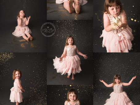 Sparkle for the Stars Appeal - Glitter Sessions 2019