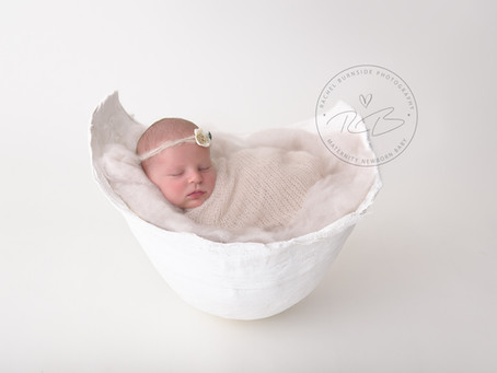 Newborn Session for Baby E
