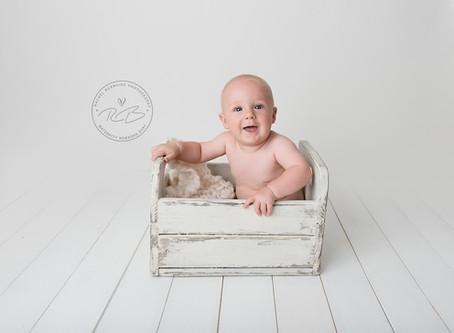 Baby T celebrates his 1st birthday with Rachel Burnside Photography
