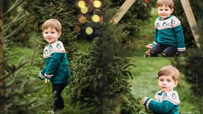 Preparing for your Christmas Tree Farm Session