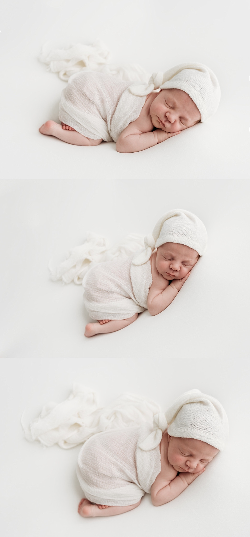 sweet sleeping newborn photography in wiltshire