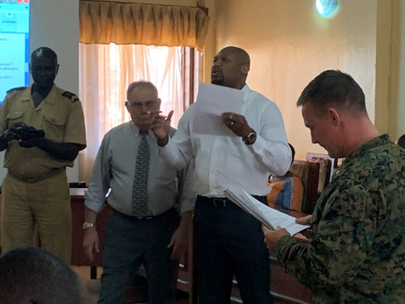 CIVIL-MILITARY RELATIONS IN THE CENTRAL AFRICAN REPUBLIC