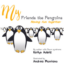 My Friends the Penguins: Having fun together