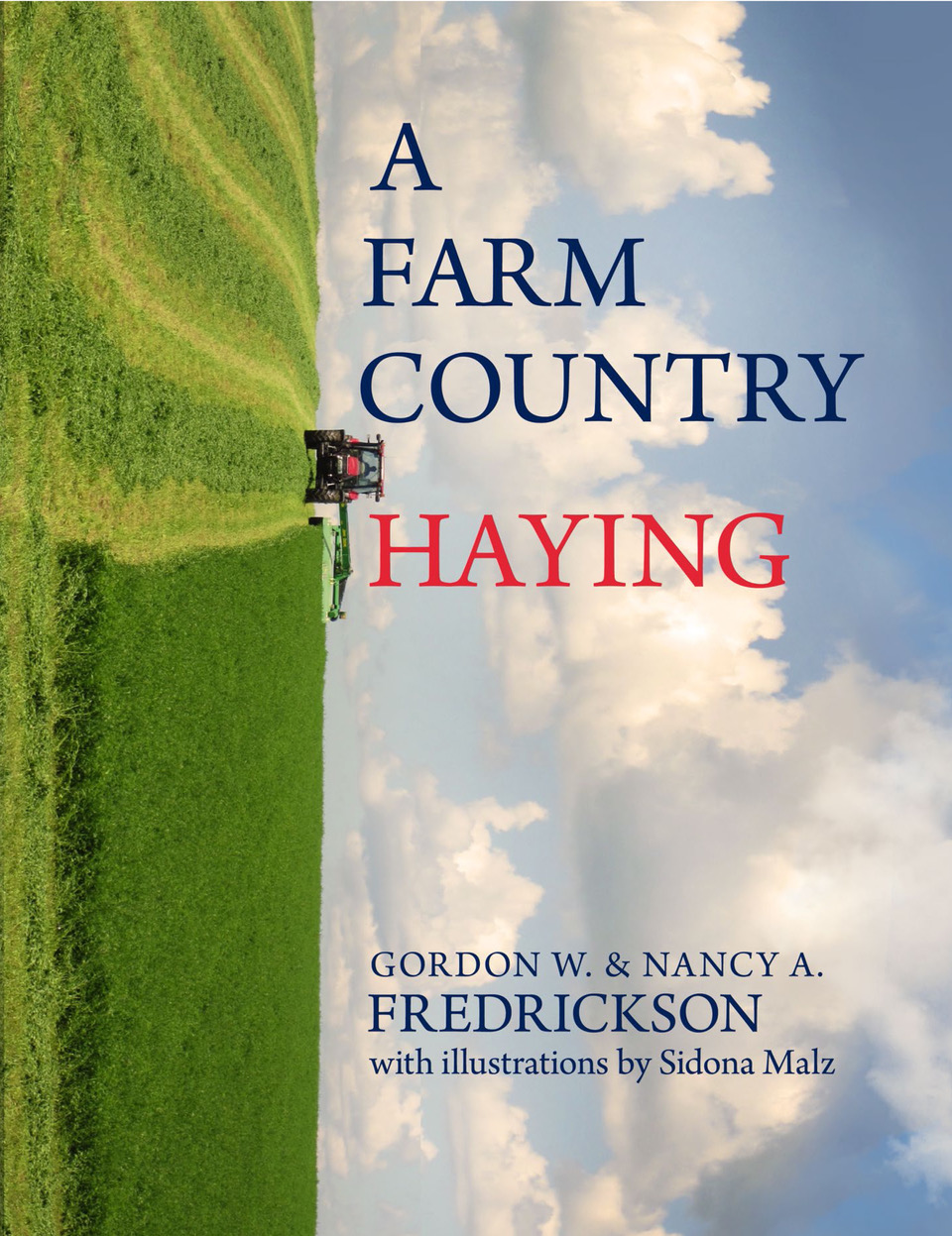A Farm Country Haying