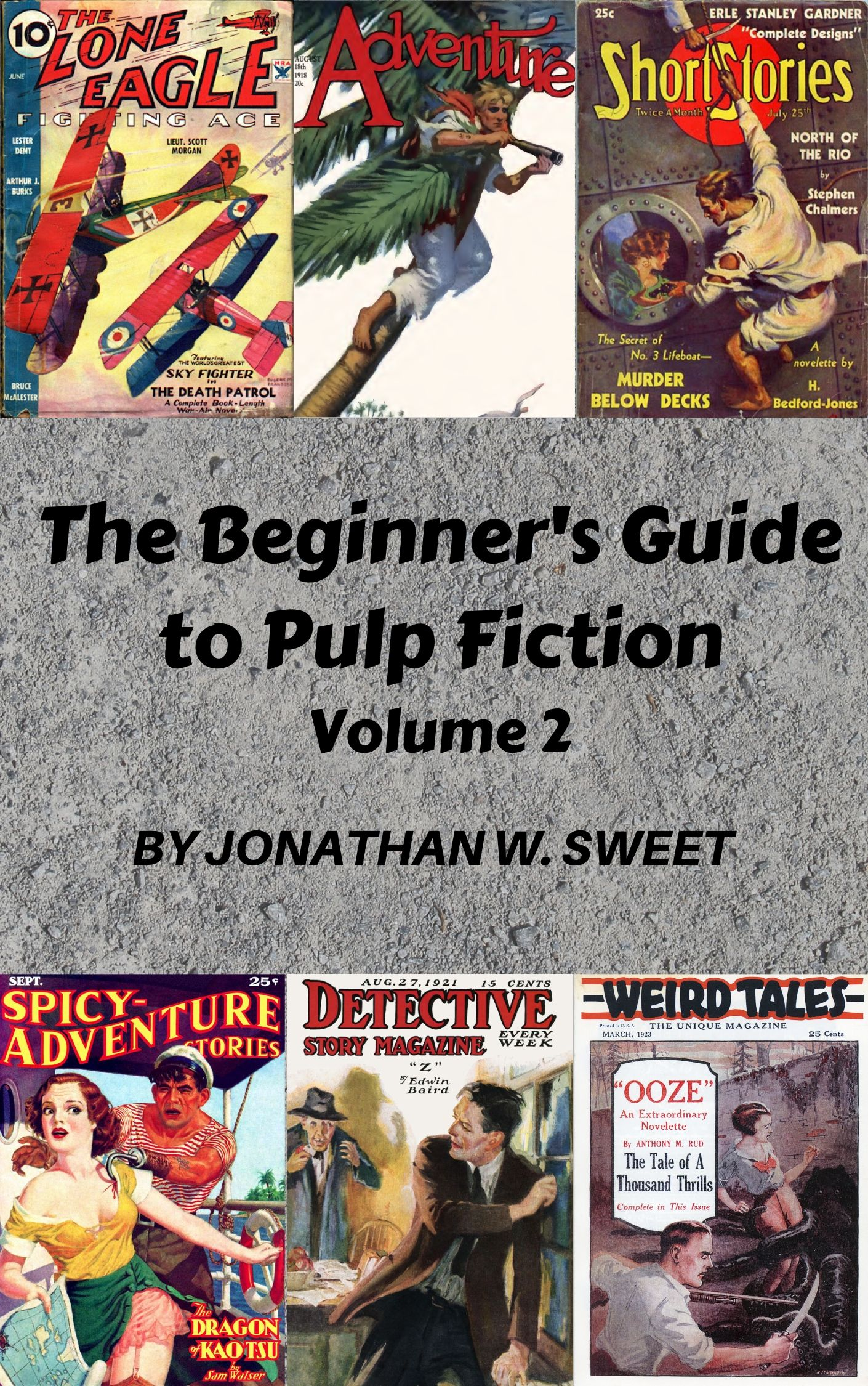 The Beginner's Guide to Pulp Fiction, Volume 2