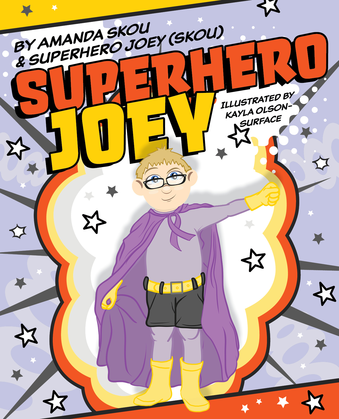 Superhero Joey