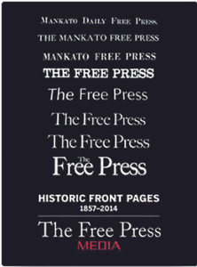 The Free Press Historic Front Pages