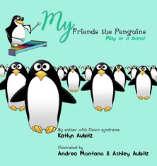 My Friends the Penguins: Play in a Band