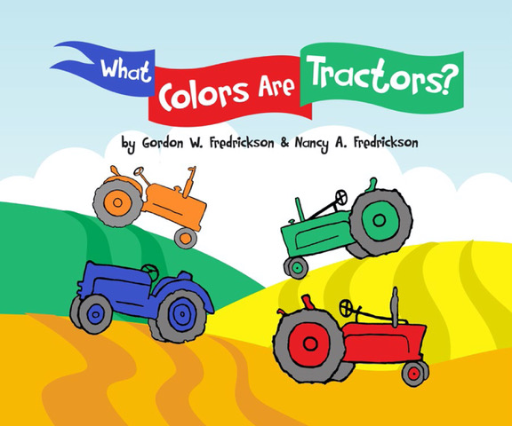 What Colors are Tractors?