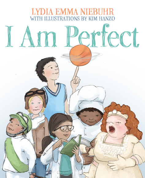 I Am Perfect (softcover)