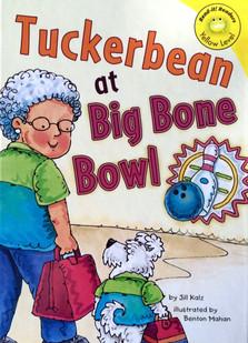 Tuckerbean at Big Bone Bowl